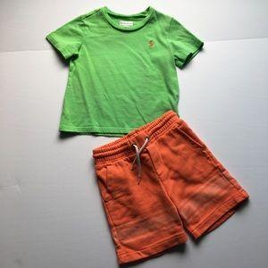 Ralph Lauren/Baby Gap outfit, 24 months